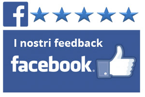 Feedback from customers on facebook