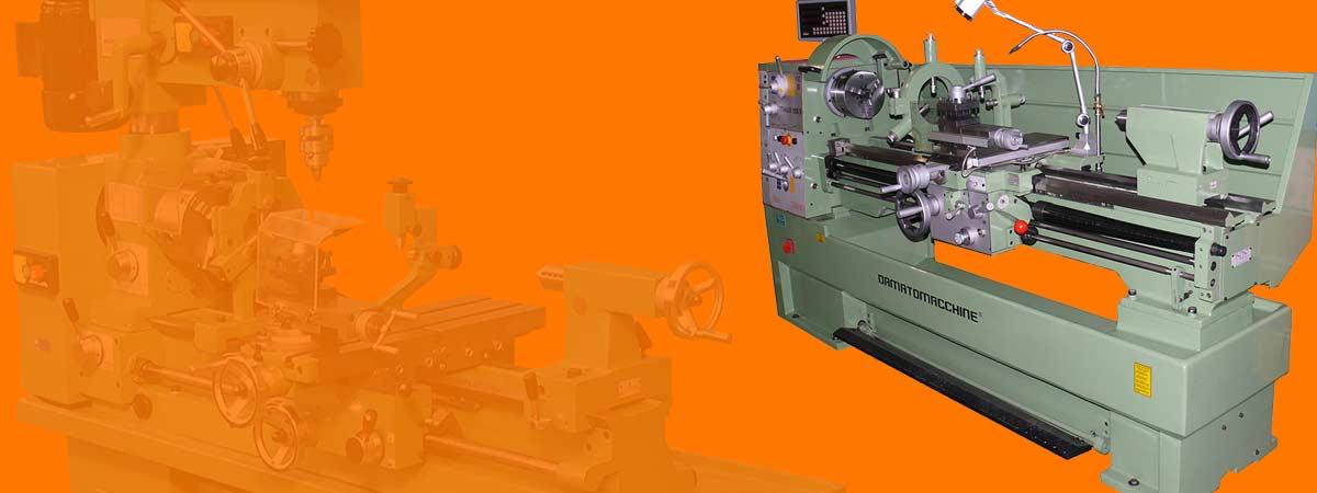 Intro del sito damatomacchine for Damato macchine utensili
