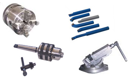 Accessories and Spare Parts for Metalworking Machine-Tools