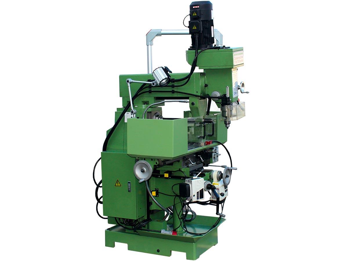 Universal Milling Machine Orion 7.5 by Damatomacchine