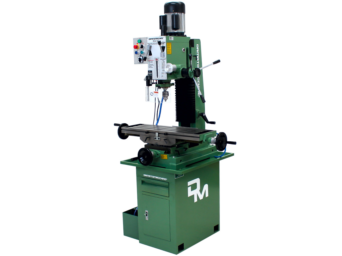 Metalworking Milling Machine Orion 4.2 produced by Damatomacchine