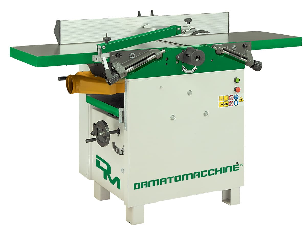 Planer and thicknesser 410 Profistar single-phase
