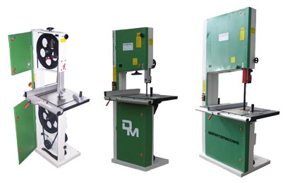 Sale of band saws for wood