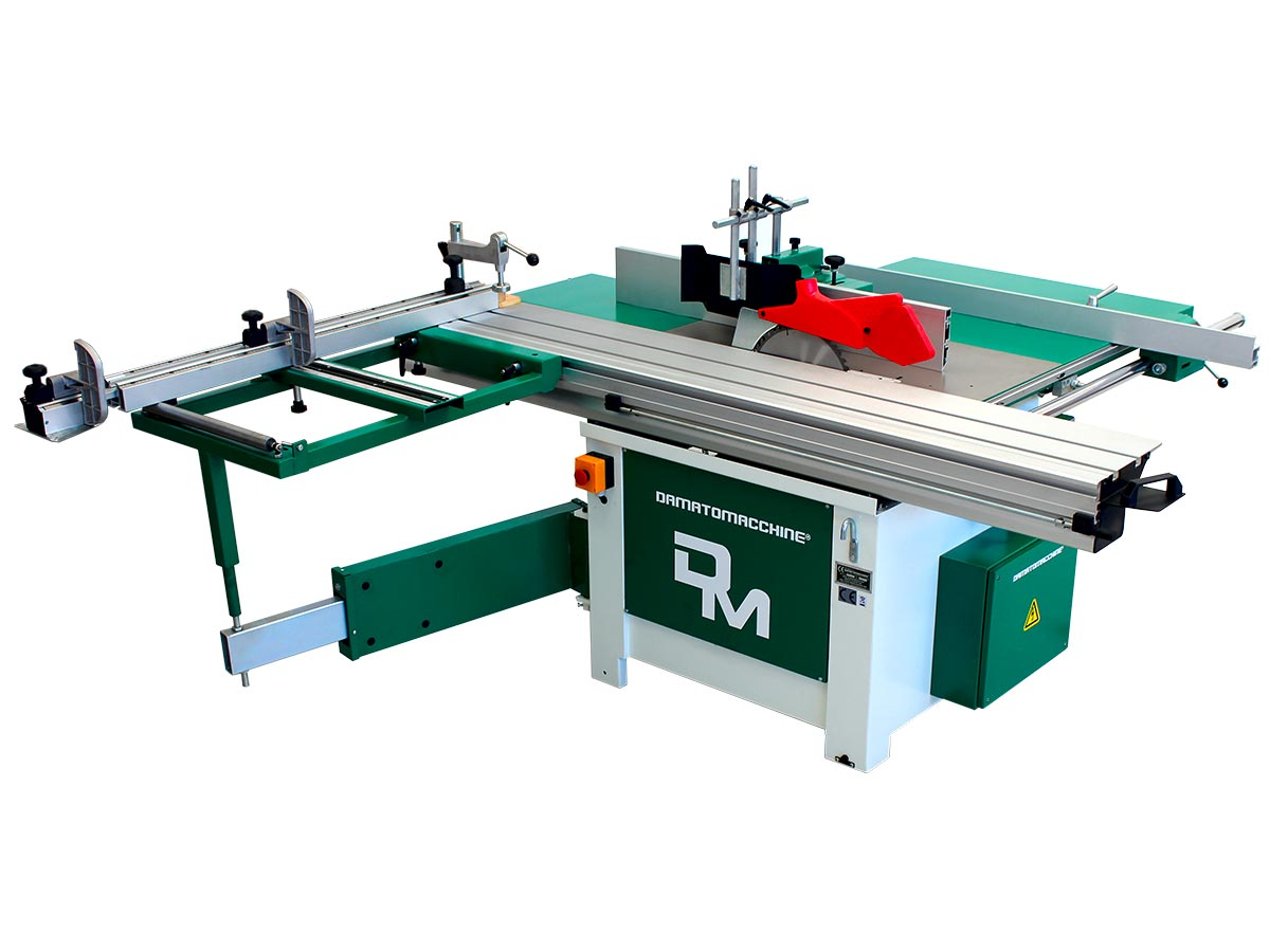 SLIDING TABLE SAW TSI SUPER 2600