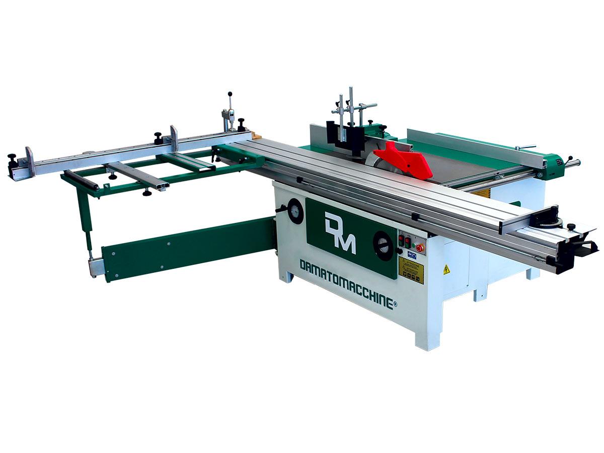 Machine d'équerrage TSI PRO 3200