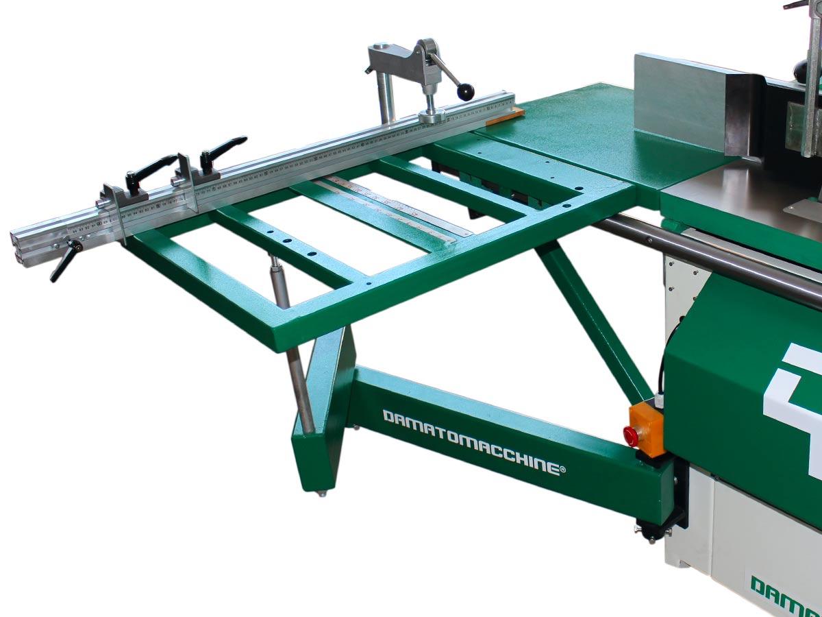 Woodworking Slide Table Saw Tsi Standard by Damatomacchine