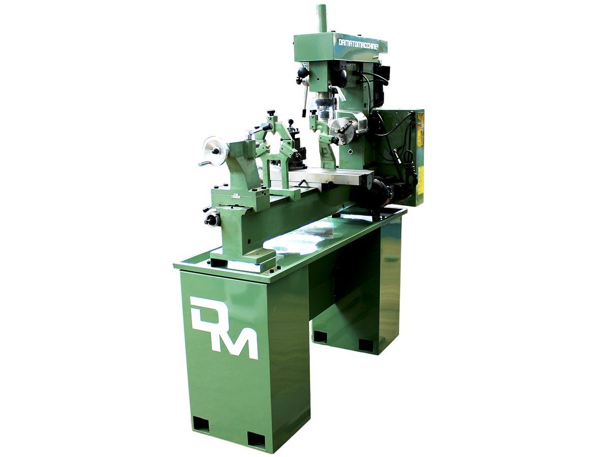 Combinato Tornio-Fresatrice per lavorare i metalli modello Evolution 800