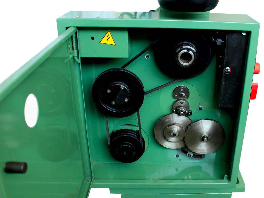 Strung combinat cu freză pentru prelucrarea metalelor Evolution 800