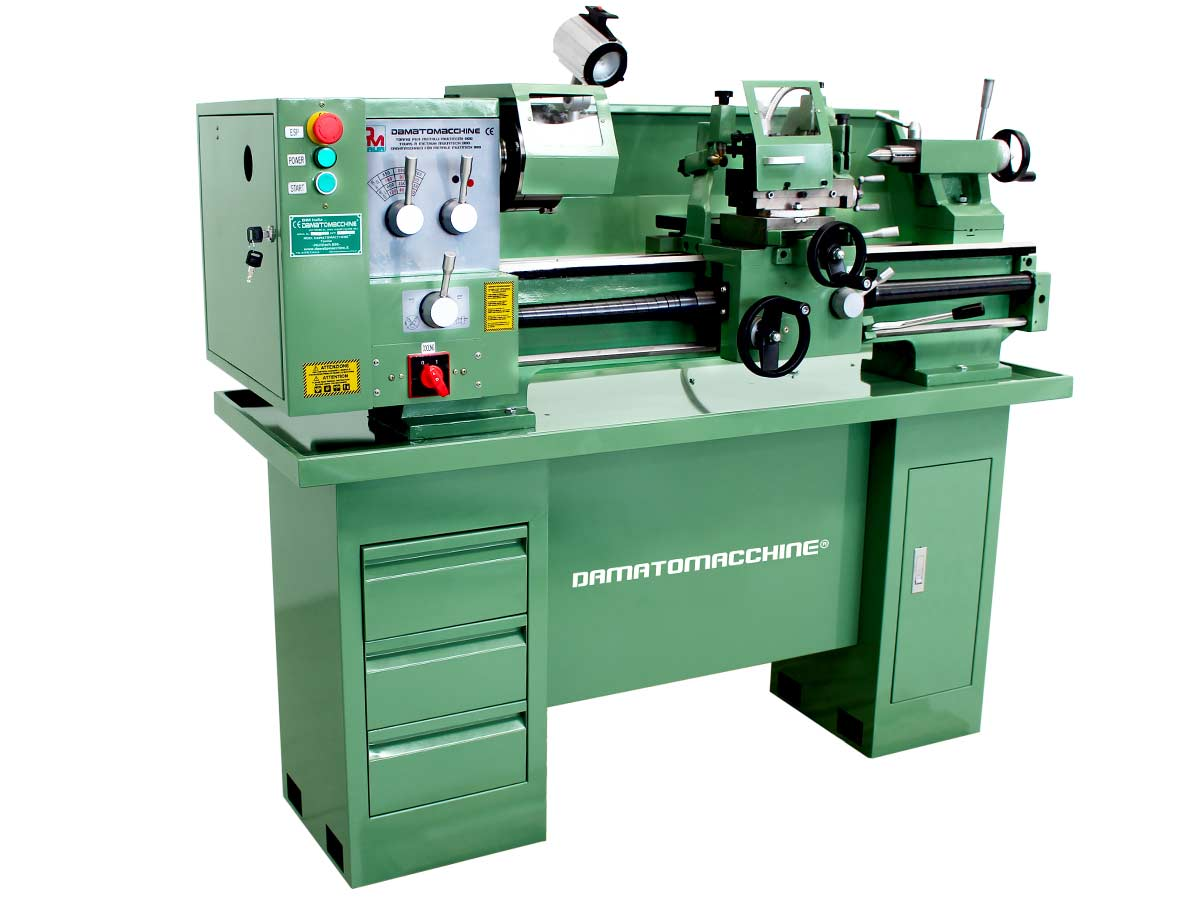 Semi-professional Bench lathe Multitech 800