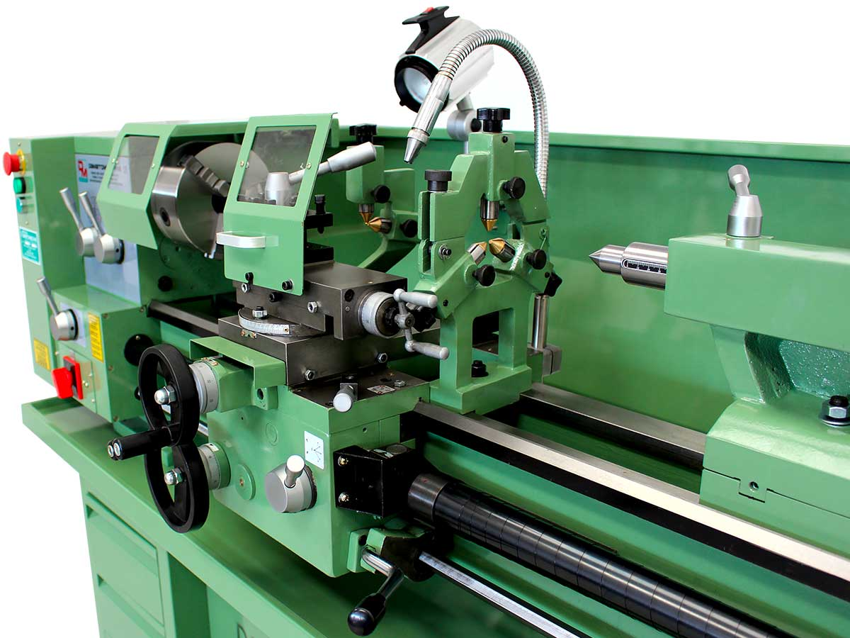 Metalworking Semi-professional Bench lathe Multitech 800 by Damatomacchine