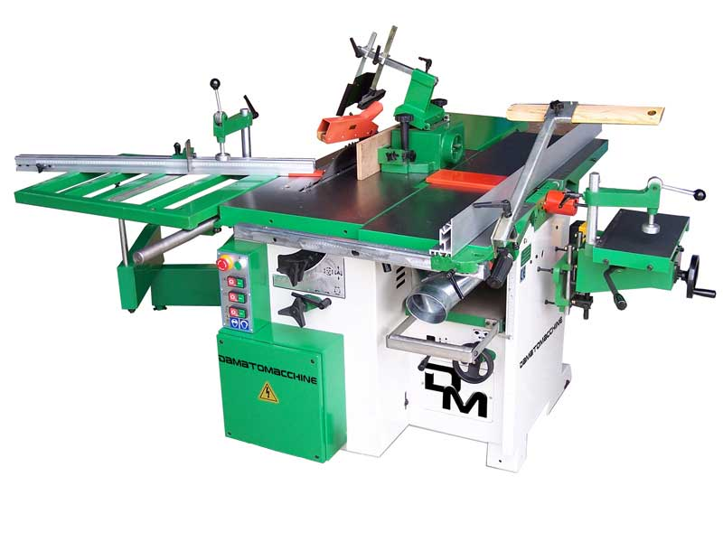 Creative  Combination Woodworking MachineWoodworking MachineWoodworking